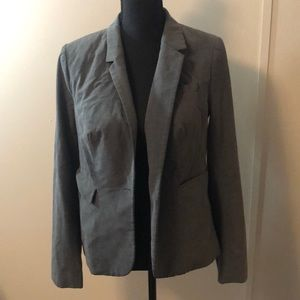 Size 8 Ann Taylor The Limited one button blazer